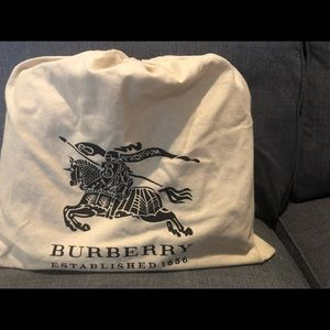 Burberry Small Tote